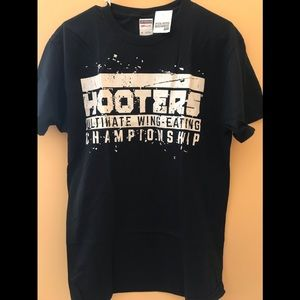 Hooters Ultimate Wing Eating Championship Tee
